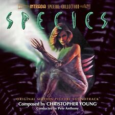 Species - Complete Score - Limited 3000  - OOP - Christopher Young