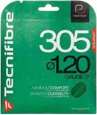 TECNIFIBRE 305 SQUASH STRING - 1.20MM - ONE 9M SET - GREEN - RRP £15