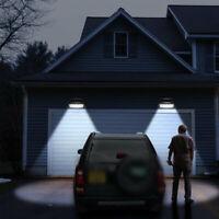 48 LED sans Fil Solaire Lampe Imperméable Capteur Mouvement Extérieur Voie Feux