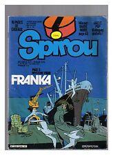 SPIROU N°   2246 30/04/1981 BE  pirates 28 PUB BARBIE