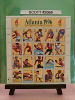 Scott # 3068-Atlanta 1996 Centennial Olympic Games-Sheet of (20) 32 Cent Stamps