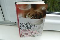 BUCH GEBUNDEN DENN NIEMAND HÖRT DEIN RUFEN MARY HIGGINS CLARK THRILLER KRIMI !!!