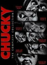 Chucky: The Complete Collection (DVD, 2013, 6-Disc Set, Includes Digital Copy...