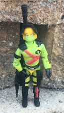 Gi Joe Black Major Elite Python Patrol Green Mask 2018