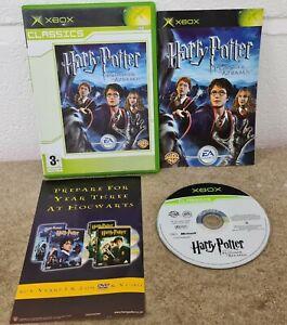 Harry Potter and the Prisoner of Azkaban Classic (Microsoft Xbox) VGC