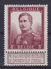 Belgien Mi Nr. 99 *, 1912