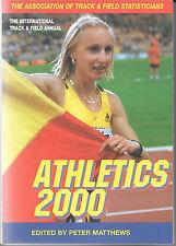 ATFS 2000 Athletics Annual by Peter Matthews