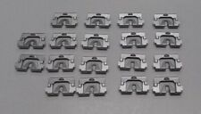 1968-1972 CHEVROLET CHEVELLE REAR WINDOW MOLDING CLIP KIT 18PC NEW MADE IN USA