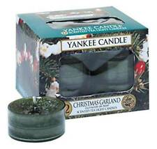 Yankee Candle Bundle Up Scented Tea Lights FREE P&P