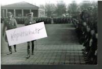 WW 2 1941 General Schubert Kommandeur Heeres Nachrichten Schule in Halle