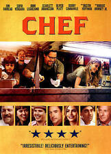 Chef DVD  NEW!!!FREE FIRST CLASS SHIPPING !!