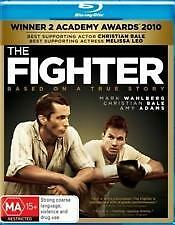 THE FIGHTER (BLU-RAY) LIKE NEW, FREE SHIPPING WITHIN AUSTRALIA