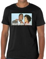 New Martin Lawrence and Gina TV Series Relationship Goals Valentines Day T Shirt