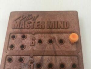 Mini Mastermind Spares Board Pegs Pieces