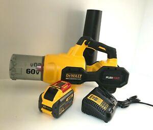 DEWALT DCBL772X1 FLEXVOLT 60 V Cordless Handheld Leaf Blower Kit, N