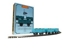 Hornby R60014 OO Gauge L&mr Flat Bed Wagon Pack - Era 1