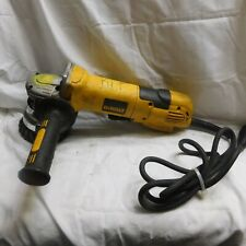 """New listing DeWalt 4-1/2"""" Angle Grinder with Wire Brush 13 Amp D28114N"""