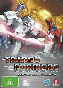 Transformers Generation 1 Remastered Complete Collection (12 Disc Set) BRAND NEW