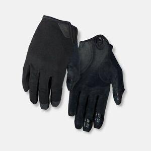 GIRO DND MENS MEDIUM (8) Cycling Gloves Black/Black MTB/Road Superfit NEW
