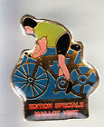 RARE PINS PIN'S .. VELO CYCLISME CYCLING TOUR DE FRANCE PRESSE MAILLOT VERT ~BY