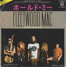 "FLEETWOOD MAC - Hold Me / Eyes Of The World 7"" Japan"