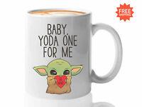 Baby#Yoda Coffee Mug Coffee Mugs Funny Birthday Ceramic Coffee Mug Gift Men W...