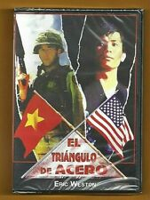 DVD - THE IRON TRIANGLE  (JOHNNY HALLYDAY) VIETNAM / INEDIT EN FRANCE !!!