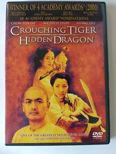 Crouching Tiger, Hidden Dragon (Dvd movie, 2001, Special Edition)