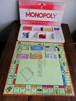 Vintage Waddington Monopoly 1972 Classic Original Game