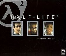 Half-Life 2: Collector's Edition (PC, 2004) DISC and KEY ONLY