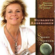 CD Elisabeth Andreassen Andreasson,Short Stories, Eurovision,Bobbysocks, NEU