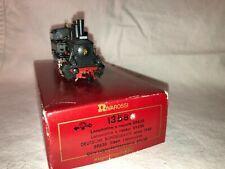 Locomotiva a vapore delle DB Rivarossi Br 89 638 rodiggio 0-3-0 1358 H0