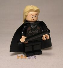 Lego Lucius Malfoy Minifigure from sets 10217, 4736, 4867 Harry Potter NEW hp104