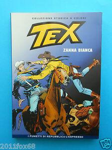 bd fumetti tex n. 45 collezione storica a colori zanna bianca fumetti repubblica