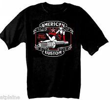 T-Shirt MC SPARK PLUG - Taille L - Style BIKER HARLEY