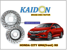 "HONDA CITY GM6 disc rotor KAIDON (front) type ""BS"" / ""RS"" spec"