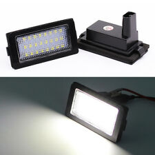 24SMD LED License Plate Light Error Free For BMW E38 7 SERIES 740iL 750iL 740i