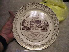 1799-1949 Sesqui-Centinual China Plate Concord North Carolina Taylor Smith Taylo