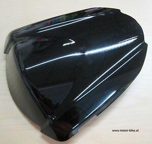 Sitzkeil Soziusabdeckung seatcover Suzuki GSX-R 1000 K7 K8 schwarz 45551-29G00