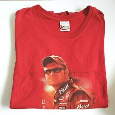 Budweiser #8 Dale Earnhardt Jr Sunoco Red Shirt NASCAR Chase Authentic Men's XL