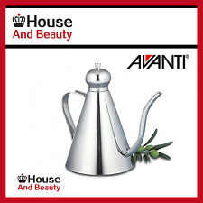 NEW Avanti S/Steel Luxury Oil Can 250ml Code: 16171! RRP $47