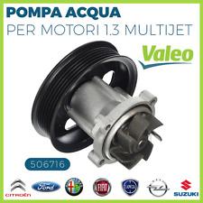 POMPA ACQUA: 1.3 MJT Multijet  •Fiat•Opel•Suzuki•Alfa Romeo•Lancia•Ford•Citroen•