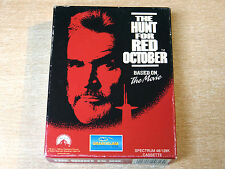 Sinclair ZX Spectrum - The Hunt For Red October by Grandslam