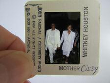 More details for original press photo slide negative - whitney houston & mother cissy - 1989 - a