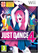 Just Dance 4 Ubisoft 3+ Rated Video Games