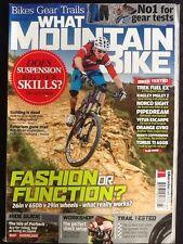 "What Mountain Bike Magazine ""Fashion Or Function"" July 2013"
