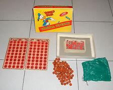 TOMBOLA PAPERINO Creazioni Cicogna Walt Disney OTTIMO Bingo Donald Duck Topolino