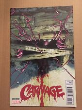 Marvel Comics CARNAGE # 3 YASMINE Putri Variant Venom Spider-Man