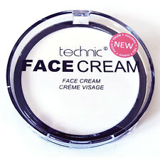 Technic White Face Foundation Cream Make-Up or Face Paint Compact