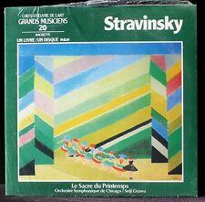 SEALED Stravinsky Le Sacre du printemps Ozawa Chicago 68 Hachette